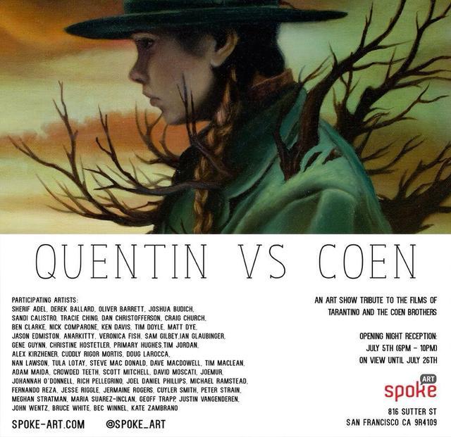 Quentin vs Coen