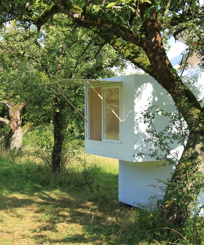 Soulbox Minimalist Modular Cabin