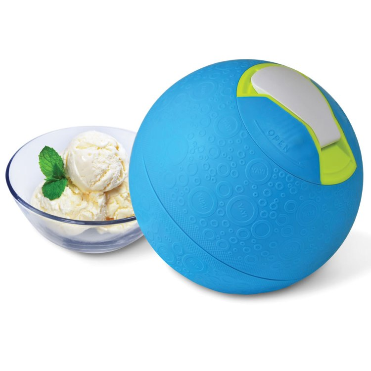 Kickball Ice Cream