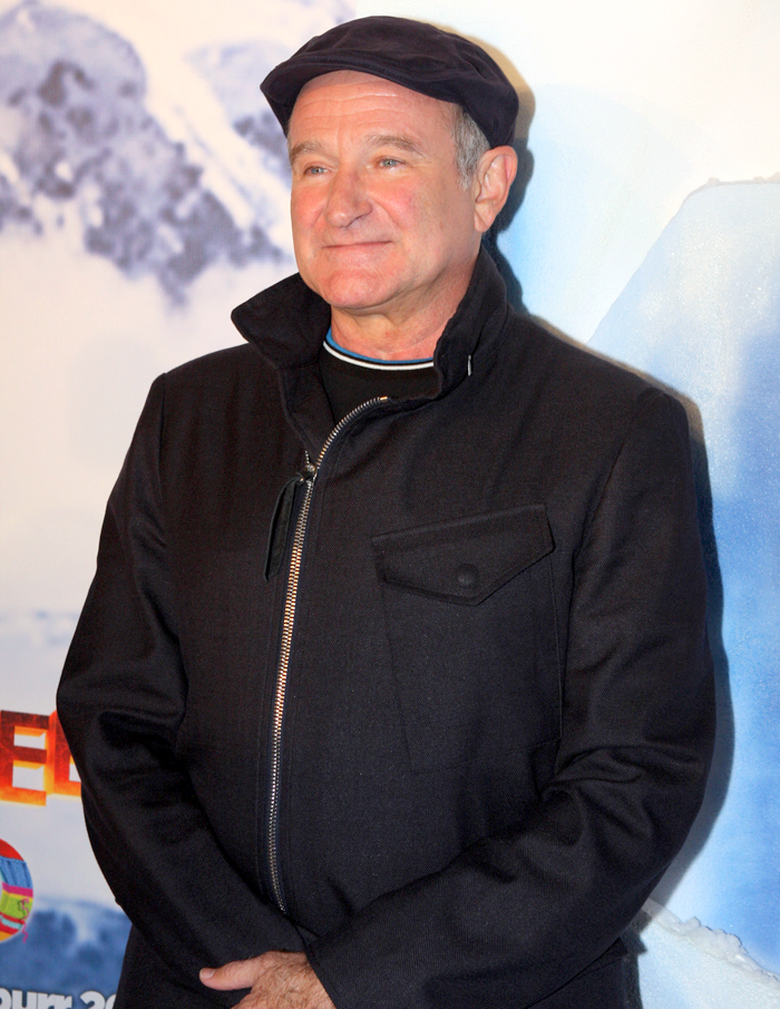 Robin Williams 2011