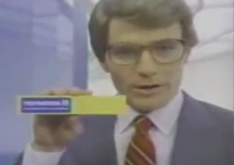 Amusing Compilation Video of Celebrities in Commercials Before They Were Famous