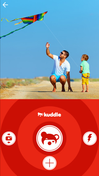 Kuddle App