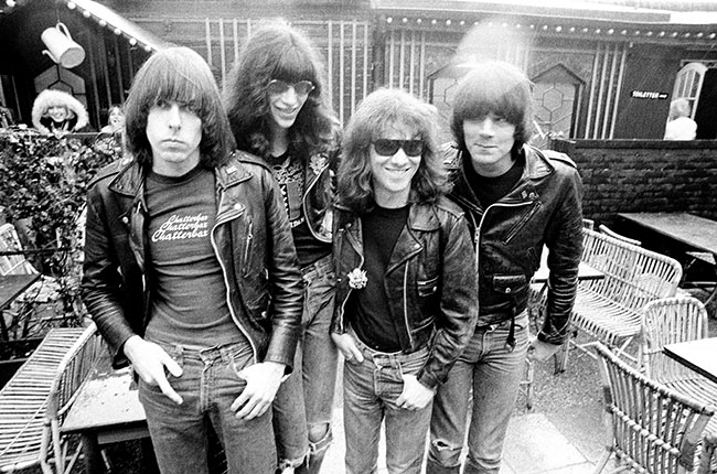 Martin Scorsese Will Direct an Upcoming Film About the Ramones