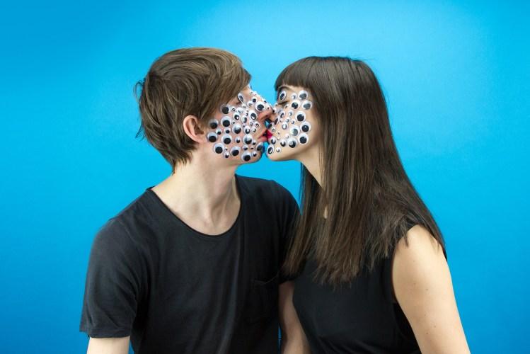 Complements, A Creative Couple Portrait Project