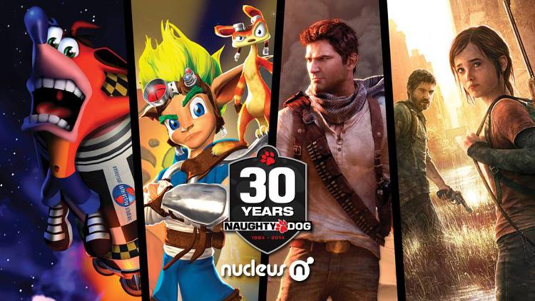 Naughty Dog Art Show