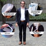 The Suitsy, A Business-Suit Onesie for Adults by Betabrand