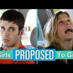 A Comedy Short Imagining What It Would Be Like 'If Girls Proposed to Guys'