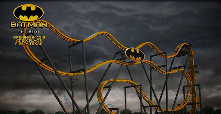 Batman The Ride