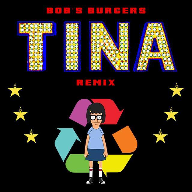Bob's Burgers Tina Belcher Moombahton Remix