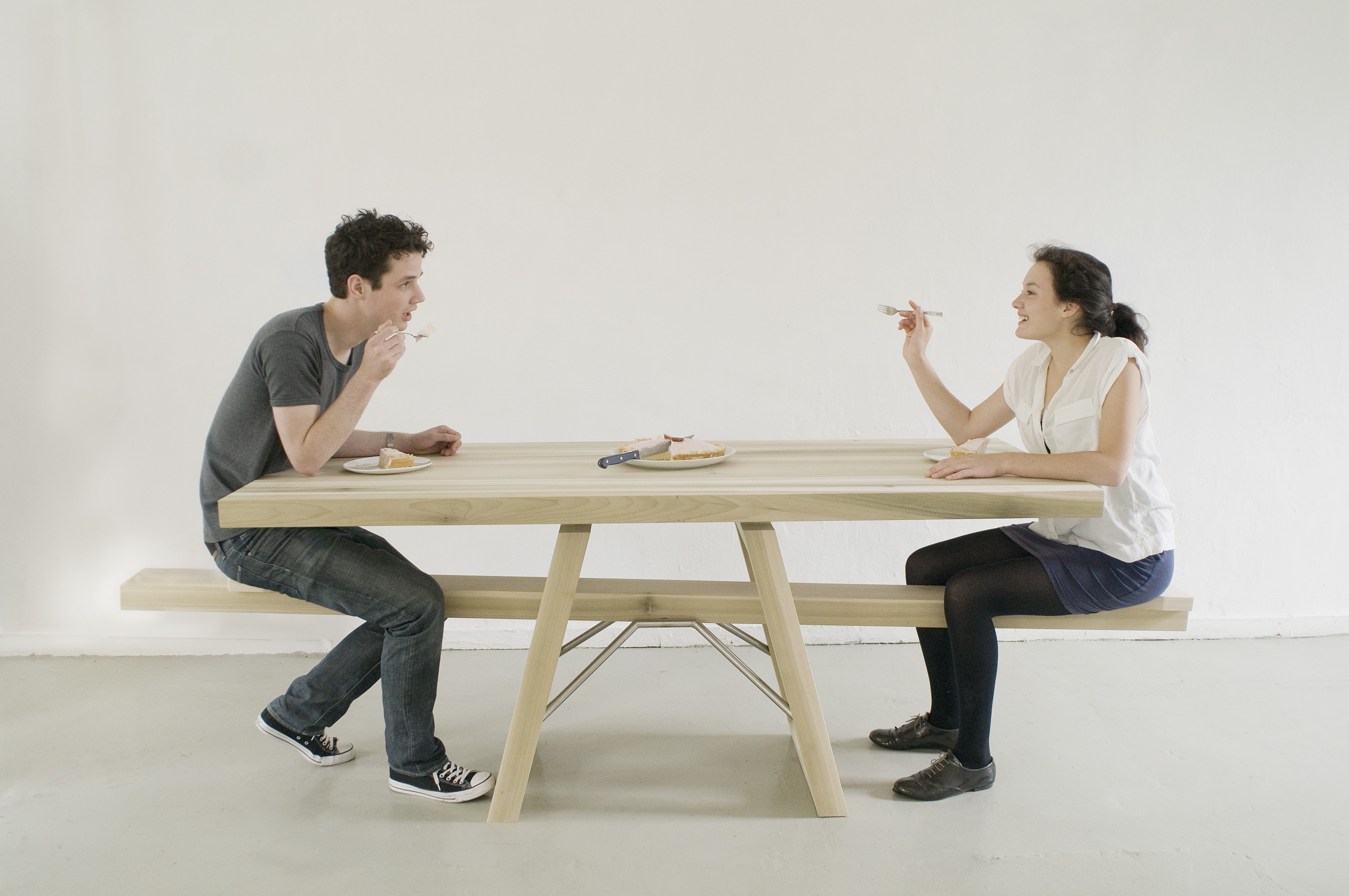 Two Person Dinner Table Courtesytable A Wooden Picnic Style Table With Novel