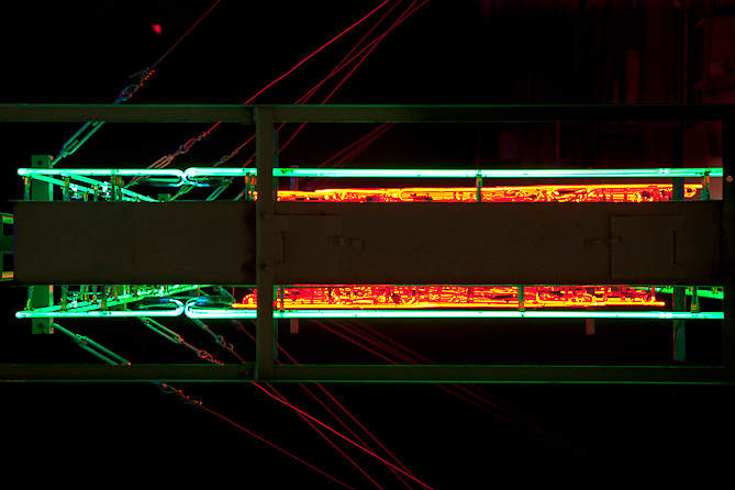 Hong Kong Neon Sign Photos by Rainer Torrado