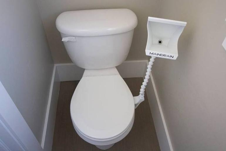 Consider A Schluter Systems Revamp With Epoxy Grouted Tiles On Floors And  All The Walls, Wall Mounted Toilet And Wall Mounted Sink, And Youu0027ve Got  Yourself ...