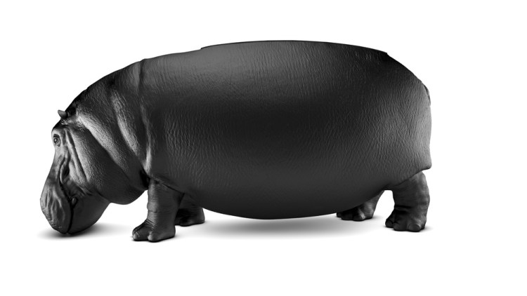 The Hippopotamus Chair
