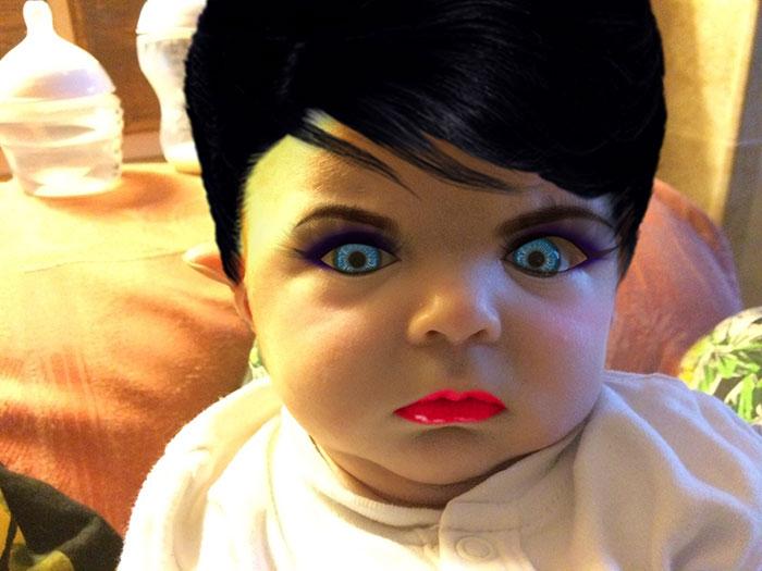 Makeup Baby 2