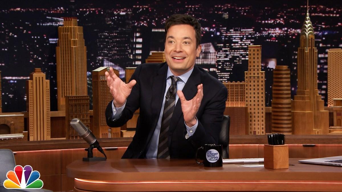 Jimmy Fallon Recaps the 'Saturday Night Live' 40th ...