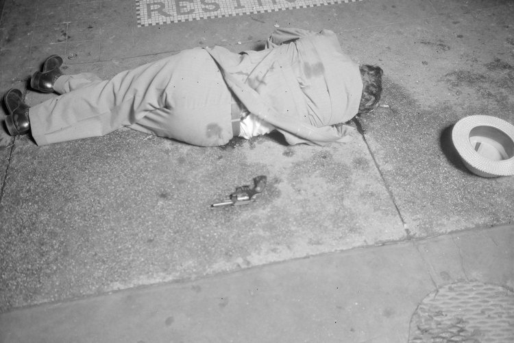 New York City Crime Scene Photos Online