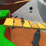 A High-Definition Remake of the First Level of 'Super Mario 64'