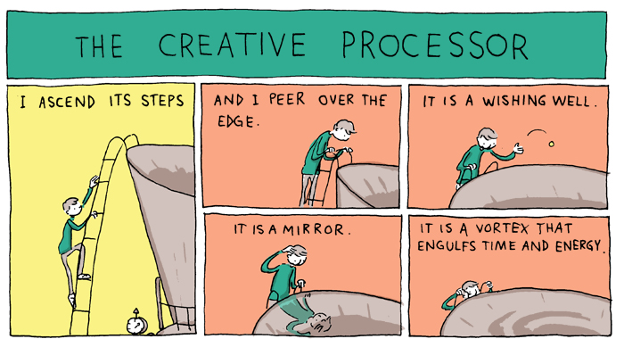 The Creative Processor 1