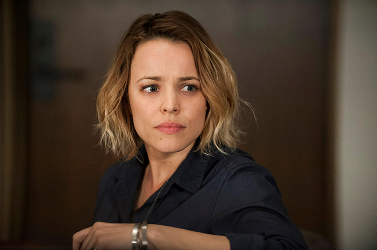 Rachel McAdams as Ani Bezzerides in True Detective