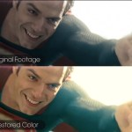 What the Dark Superhero Film 'Man of Steel' Would Have Looked Like With Natural Color and Brightness Restored