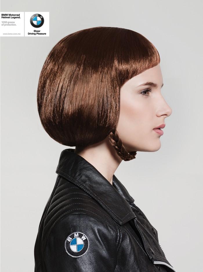 bmw helmet hair 1