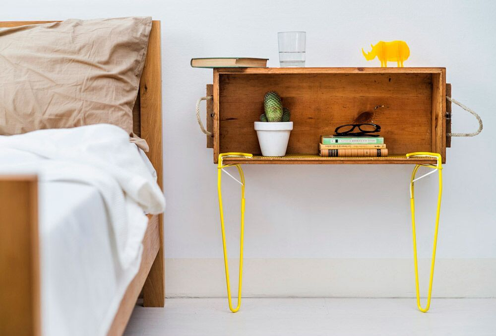 Couchtisch Rebecca Snap, A Tool-free Assembly System That Can Turn Household