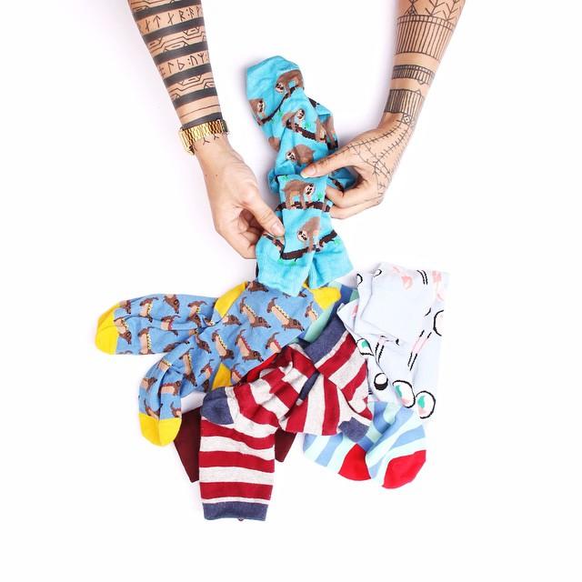 Hands - Socks