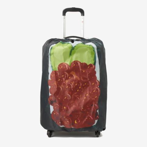 ikura sushi suitcase cover