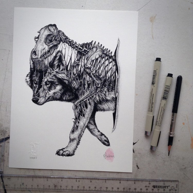 Resurrection of the Wolf