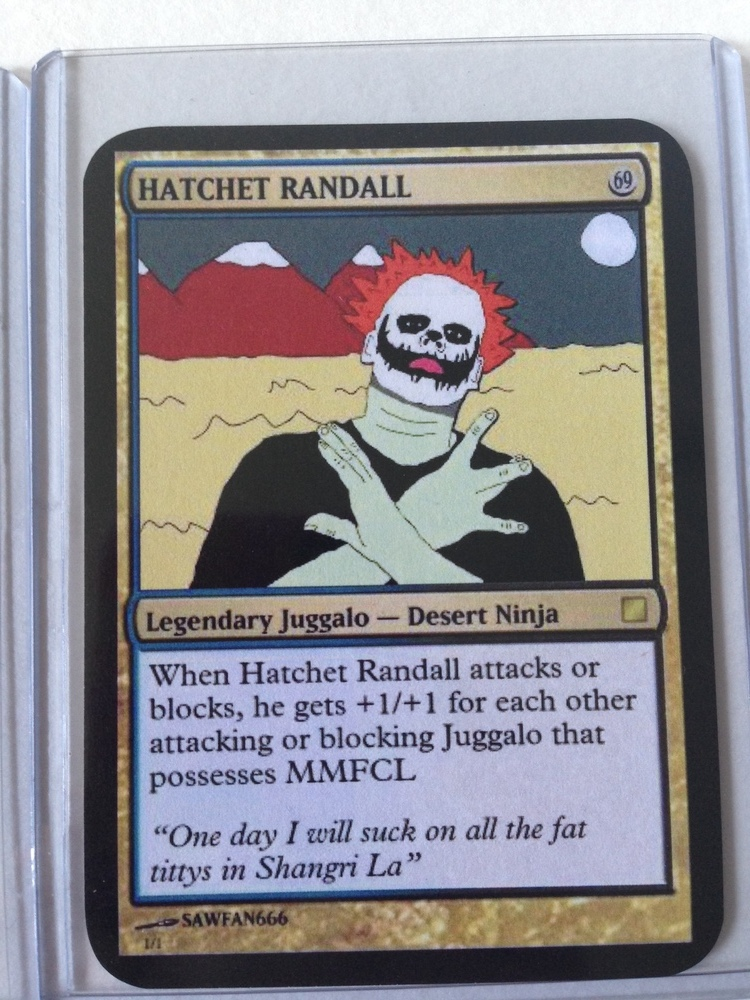 magic the gathering of the juggalos 2