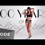 100 Years of Women's Lingerie Shown Decade by Decade in a Three-Minute Time-Lapse
