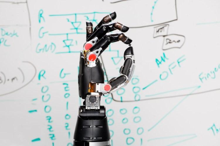 DARPA Luke Prosthetic Arm