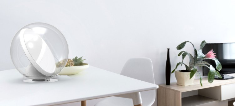 Lucy, An Intelligent Solar-Powered Mirror That Reflects Sunlight to the Same Spot All Day by Following the Sun