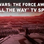 The Dark Side Comes Full Circle in a New TV Spot for 'Star Wars: The Force Awakens'