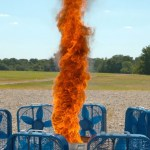 The Slow Mo Guys Build a Fire Tornado and Capture it in Spectacular 2,500fps Slow Motion