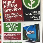 Obvious Plant Leaves Funny Fake Black Friday Ads at Local Target Store