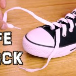 How to Quickly Tie Your Shoelaces Using the Ukrainian Knot Method