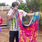 A Pair of Overwhelmed Teenage Colorblind Brothers Take Turns Seeing Color for the Very First Time
