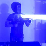 Mad Scientist Builds a 200-Watt Laser Bazooka That Can Shoot Through a Computer Case