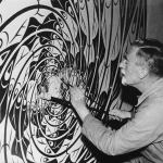 Artist M.C. Escher Demonstrates His Artistic Process in a Fascinating Documentary on His Life