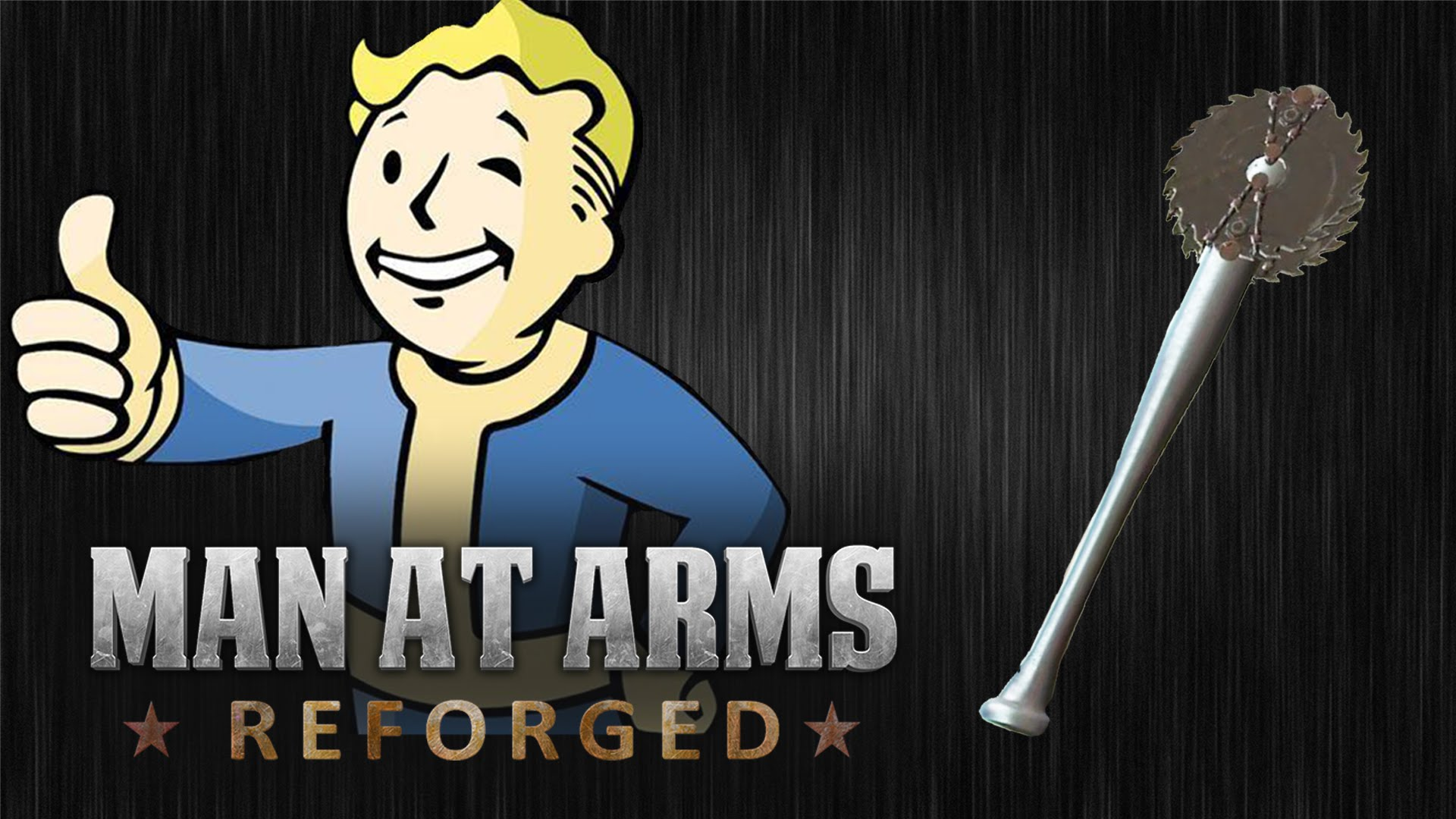 Man at Arms: Reforged Builds Real-Life Versions of Weapons From Fallout 4
