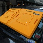 The Barnacle, A Simplified Parking Enforcement Device That Attaches to a Vehicle's Windshield