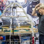 A Look at How Adam Savage Built His Totoro Costume in One Day for New York Comic Con 2016