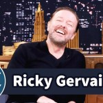 Ricky Gervais and Jimmy Fallon Answer Absurd and Personal Questions From Audience Members