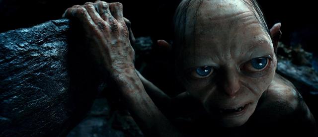 The Hobbit: An Unexpected Journey Screen