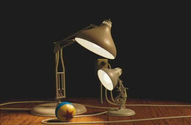 Pixar's Luxo Jr.