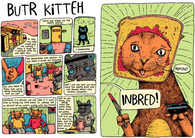 LOLcat by Murray Somerville