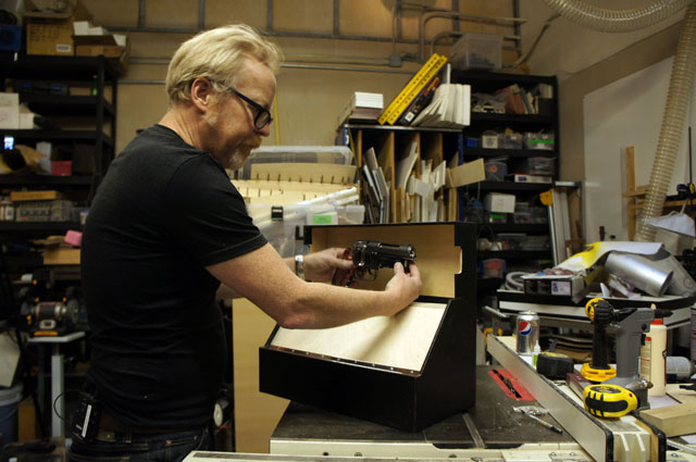 Adam Savage One Day Box Build