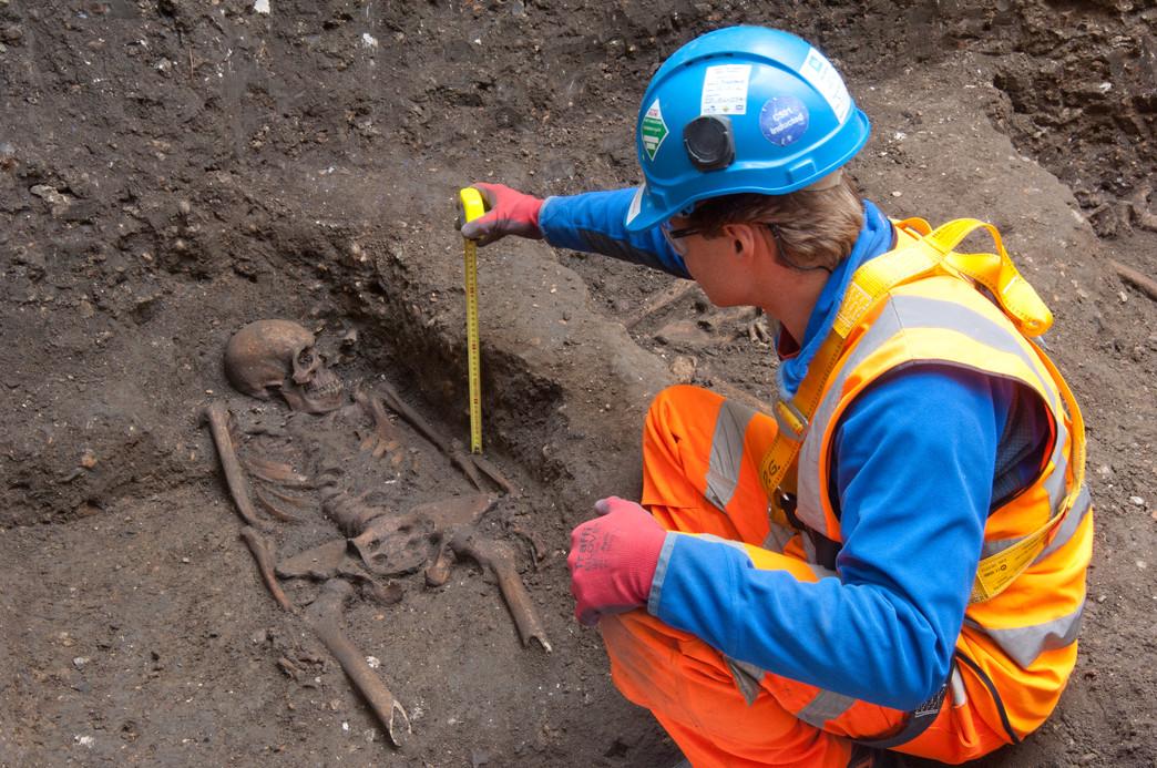 farringdon grave
