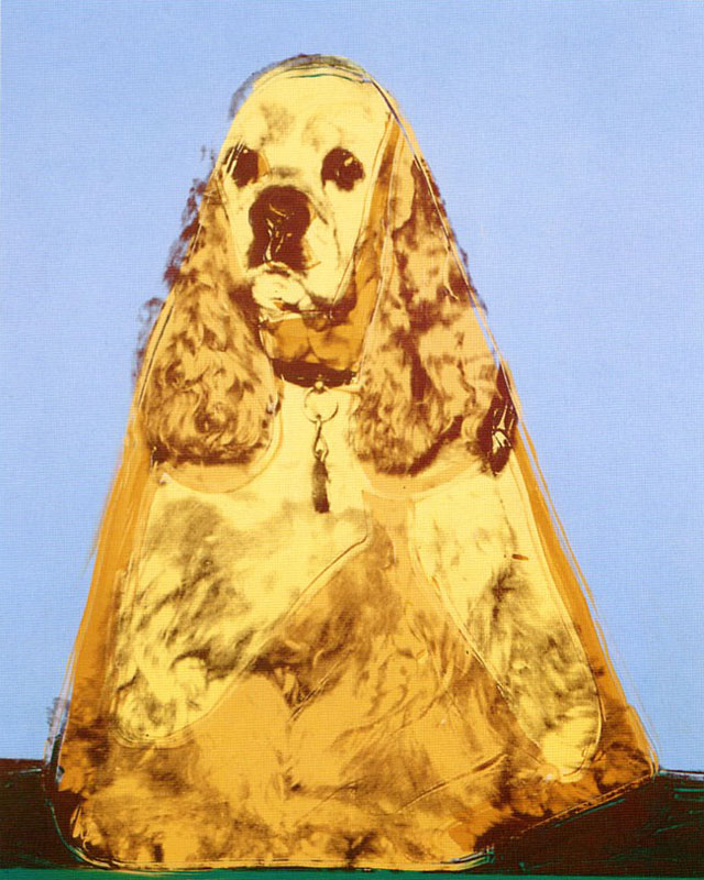 Ginger by Andy Warhol